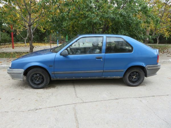 Renault 19, 1989 год, 65 000 руб.