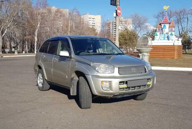 Toyota RAV4, 2000 год, 510 000 руб.