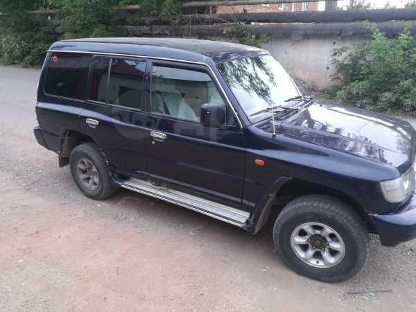 Mitsubishi Pajero, 1998 год, 280 000 руб.