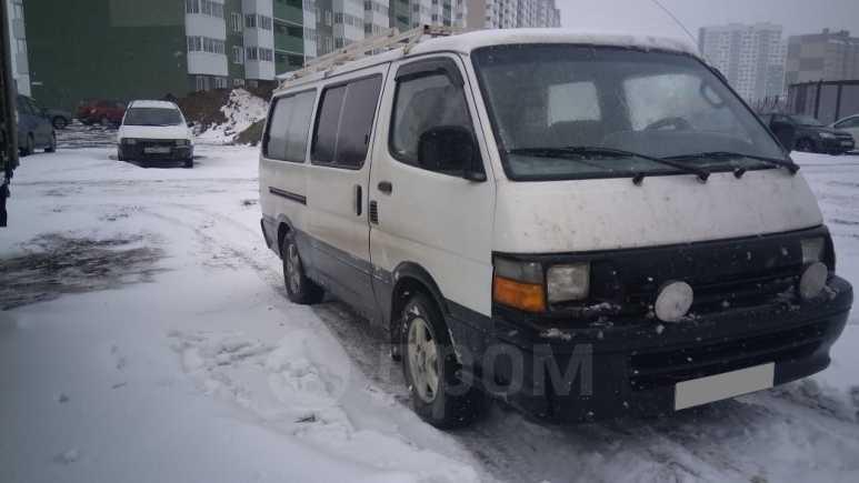 Toyota Hiace, 1993 год, 195 000 руб.