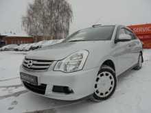Омск Nissan Almera 2016