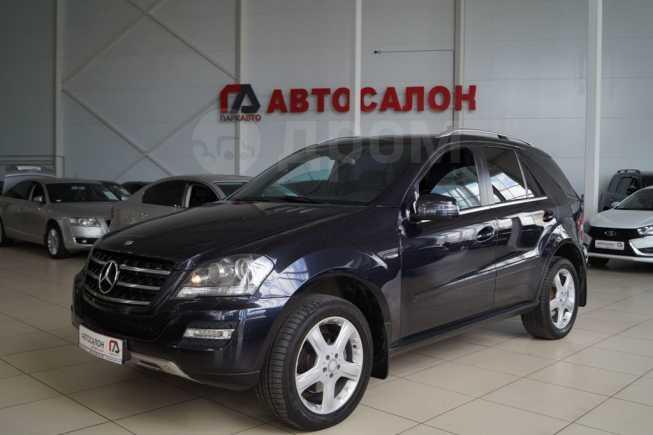 Mercedes-Benz M-Class, 2011 год, 1 350 000 руб.