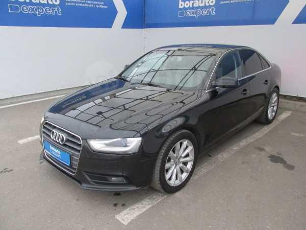Audi A4, 2015 год, 999 000 руб.