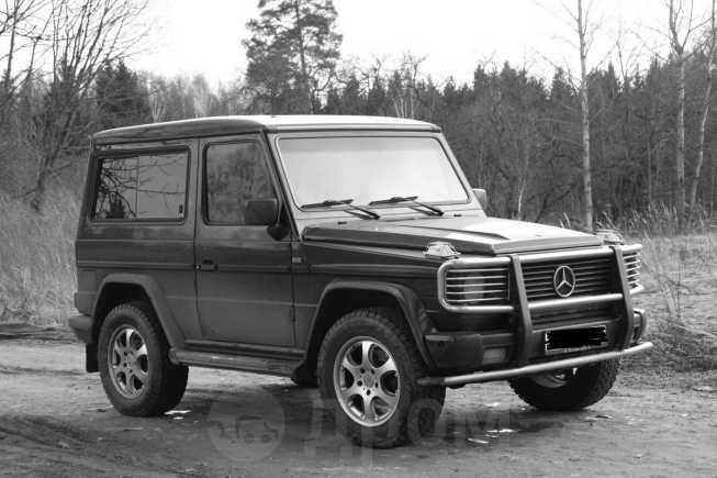 Mercedes-Benz G-Class, 1998 год, 500 000 руб.