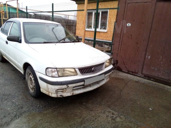 Nissan Sunny, 2000 год, 62 000 руб.