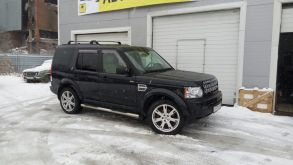 Land Rover Discovery, 2004 г., Новосибирск