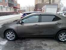 Тобольск Corolla 2016