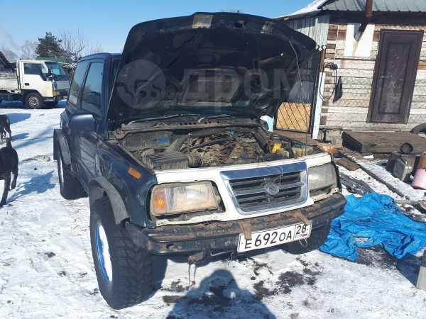 Suzuki Escudo, 1995 год, 105 000 руб.
