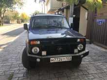 Витязево 4x4 2121 Нива 1985