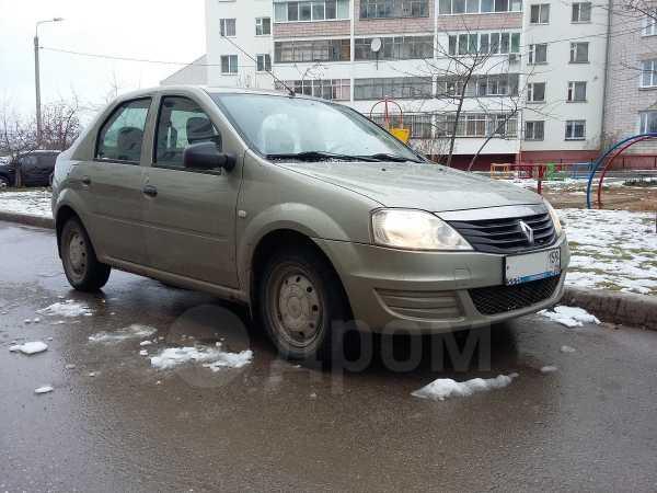 Renault Logan, 2015 год, 420 000 руб.