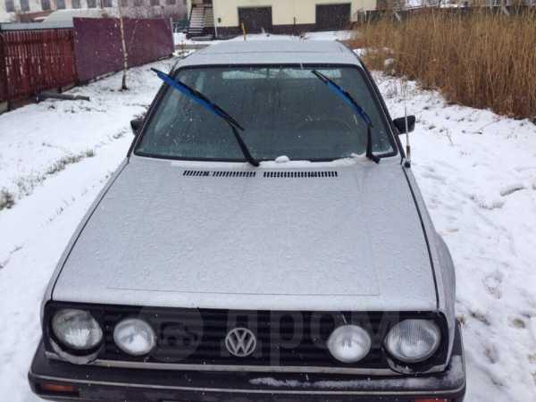 Volkswagen Golf, 1985 год, 55 000 руб.