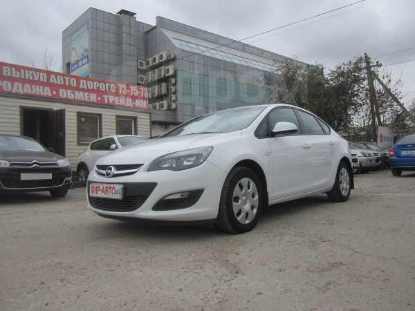 Opel Astra, 2012 год, 549 000 руб.