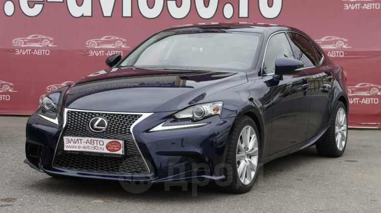 Lexus IS250, 2014 год, 1 365 000 руб.