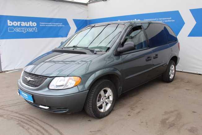 Chrysler Voyager, 2001 год, 206 000 руб.