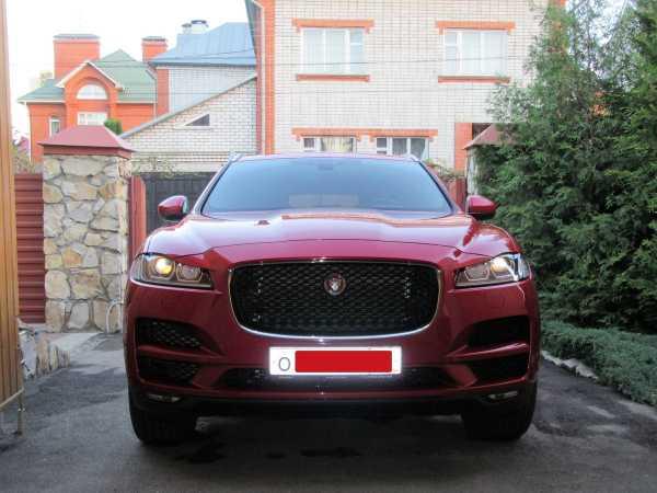 Jaguar F-Pace, 2017 год, 2 659 000 руб.