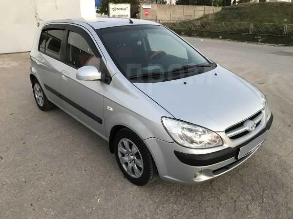 Hyundai Getz, 2006 год, 317 000 руб.