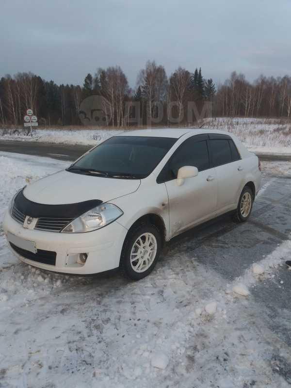 Nissan Tiida Latio, 2008 год, 337 000 руб.