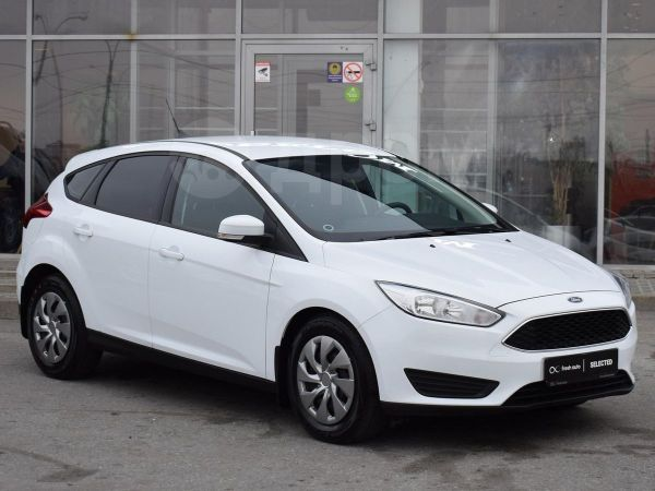Ford Focus, 2017 год, 769 000 руб.