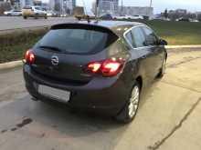 Уфа Opel Astra 2011