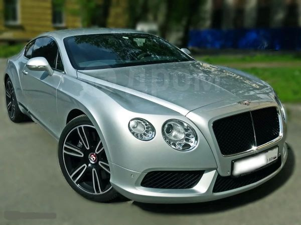 Bentley Continental GT, 2014 год, 5 999 999 руб.