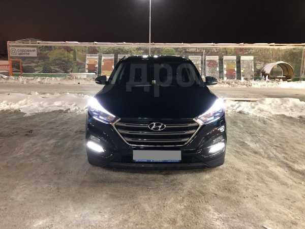 Hyundai Tucson, 2016 год, 1 595 000 руб.