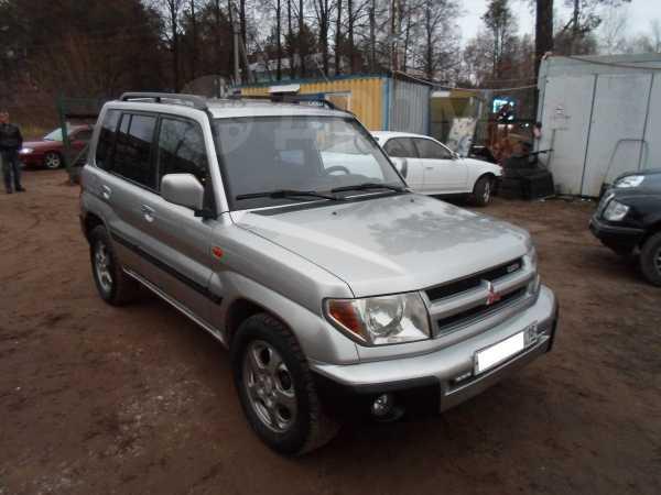 Mitsubishi Pajero Pinin, 2002 год, 298 000 руб.