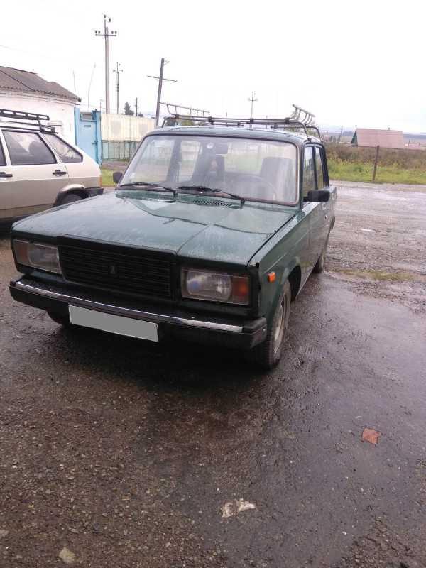 Лада 2107, 1998 год, 22 000 руб.