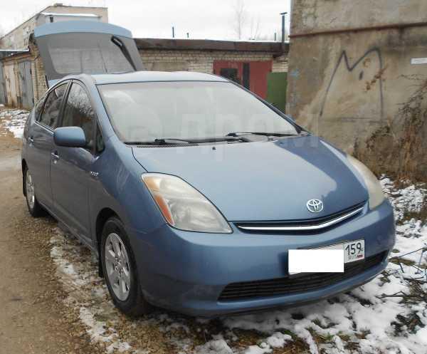 Toyota Prius, 2007 год, 455 000 руб.