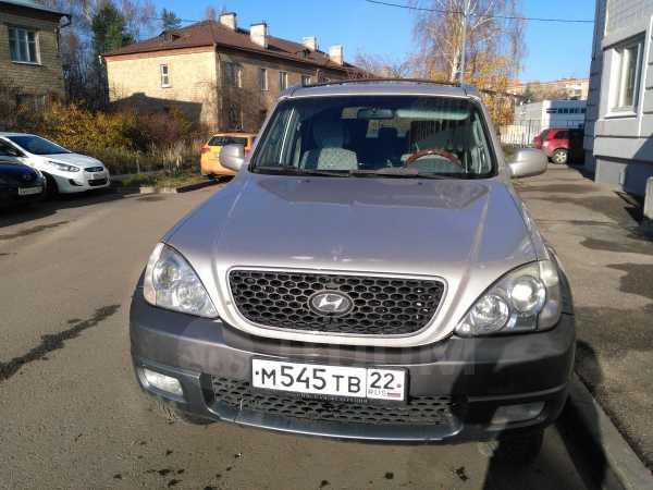 Hyundai Terracan, 2005 год, 670 000 руб.