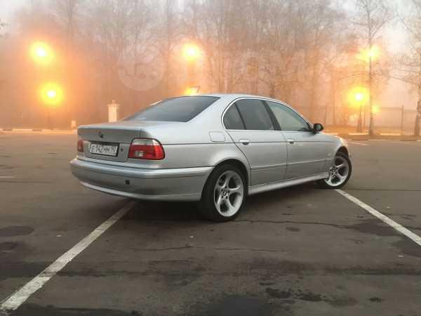 BMW 5-Series, 2003 год, 349 000 руб.