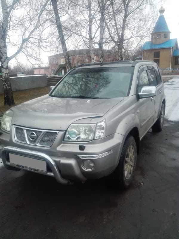Nissan X-Trail, 2003 год, 540 000 руб.