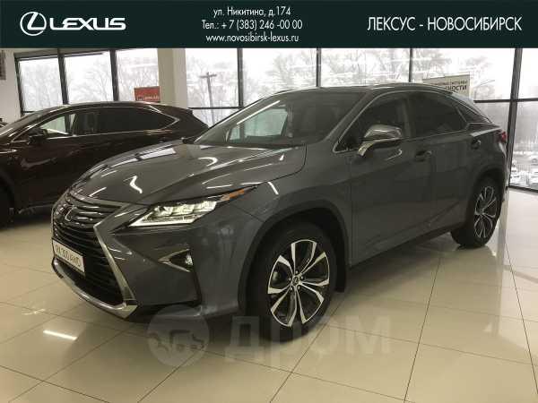Lexus RX300, 2018 год, 3 638 000 руб.
