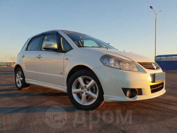 Suzuki SX4, 2008 год, 534 000 руб.