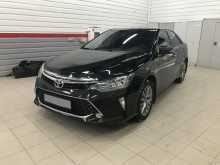 Сургут Toyota Camry 2017