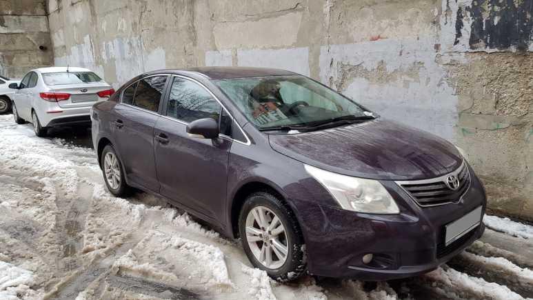 Toyota Avensis, 2009 год, 640 000 руб.