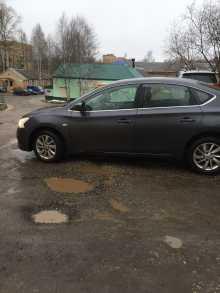 Ухта Nissan Sentra 2015