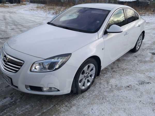 Opel Insignia, 2011 год, 565 000 руб.