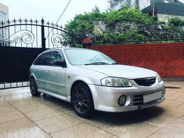 Mazda Familia S-Wagon, 2000 год, 333 000 руб.