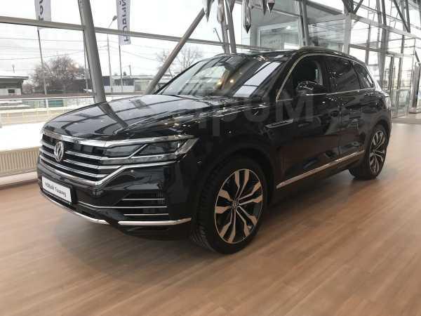 Volkswagen Touareg, 2018 год, 5 260 000 руб.