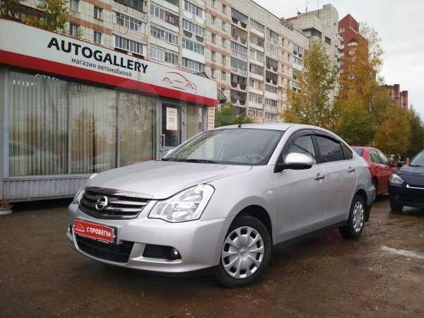 Nissan Almera, 2018 год, 597 000 руб.