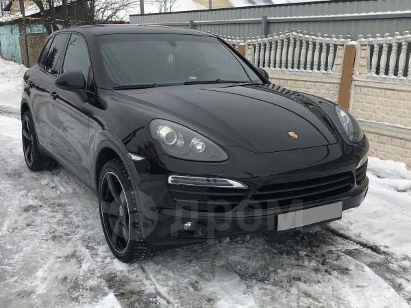 Porsche Cayenne, 2012 год, 2 250 000 руб.