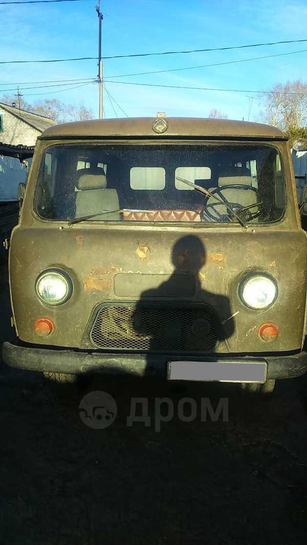 УАЗ Буханка, 1992 год, 170 000 руб.
