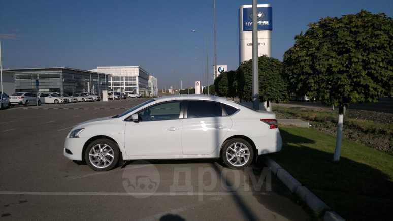Nissan Sentra, 2014 год, 695 000 руб.