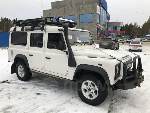 Land Rover Defender, 2008 год, 995 000 руб.