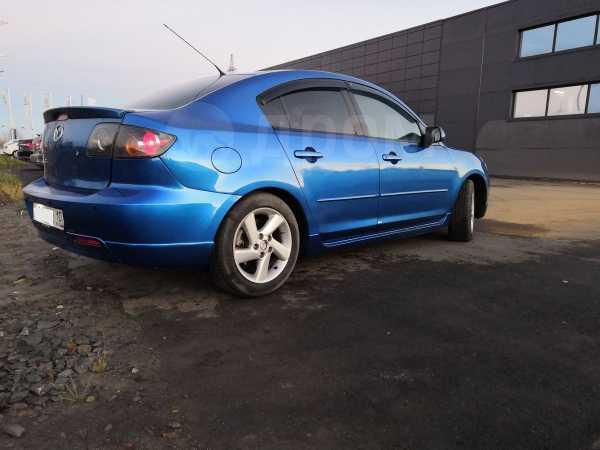 Mazda Mazda3, 2006 год, 285 000 руб.