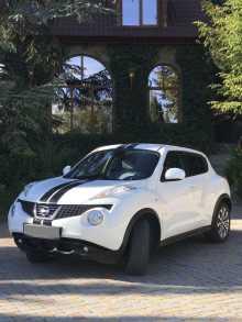 Симферополь Nissan Juke 2014