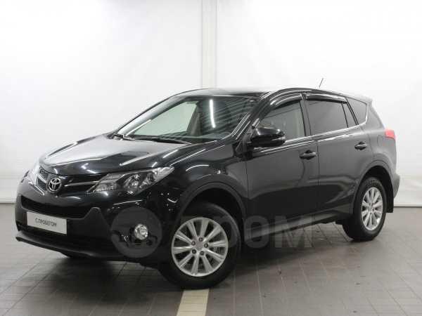 Toyota RAV4, 2014 год, 1 126 000 руб.