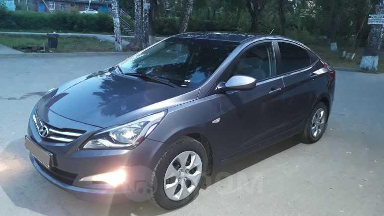Hyundai Solaris, 2015 год, 505 000 руб.