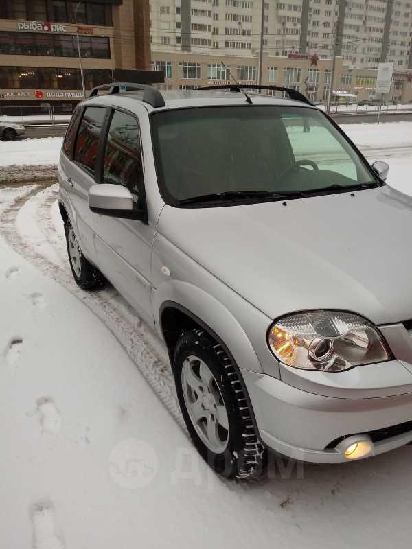 Chevrolet Niva, 2012 год, 370 000 руб.