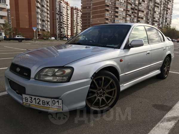 Subaru Legacy B4, 2002 год, 349 000 руб.